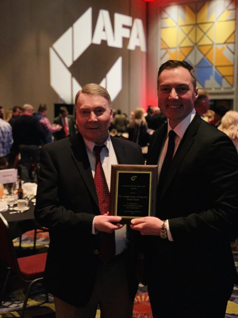 5th AFA National Fence Contractor of the Year Award