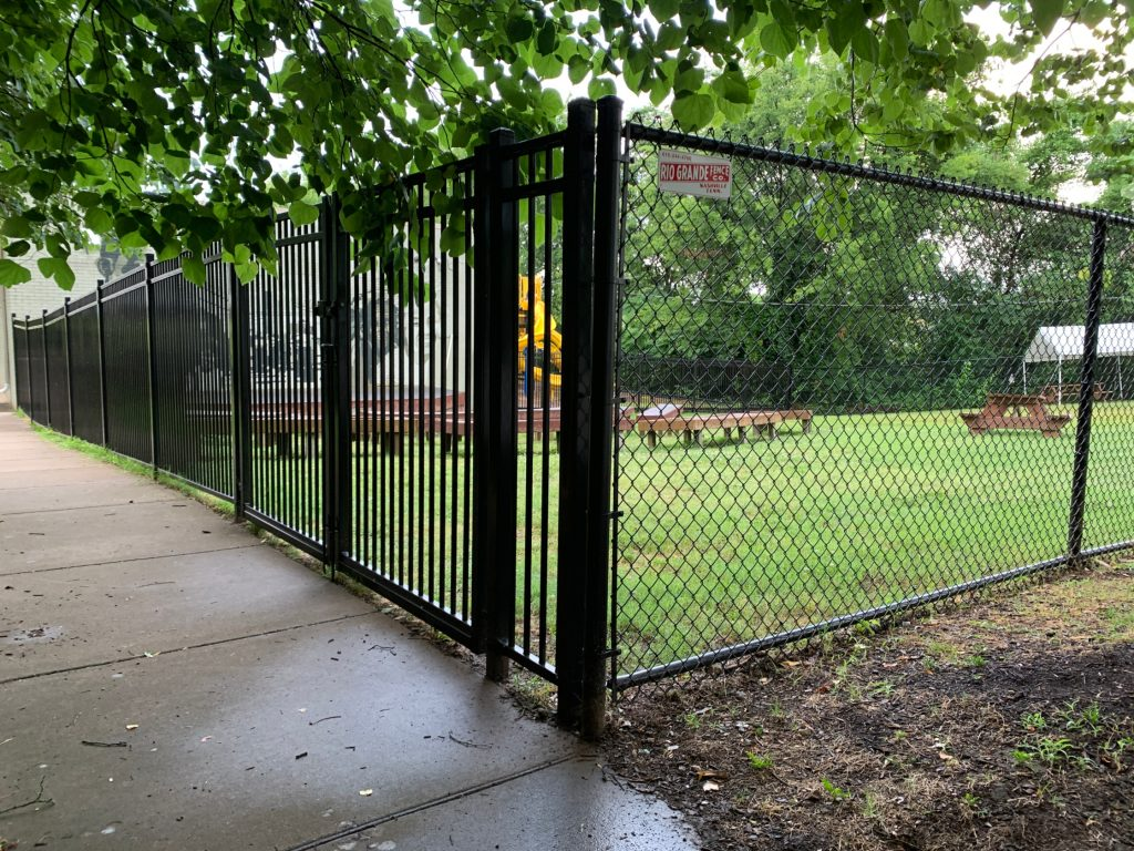 RGF Donates $29,000 Security Fence for Annual Service Project