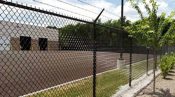 Commercial Fence Contractor Hendersonville TN