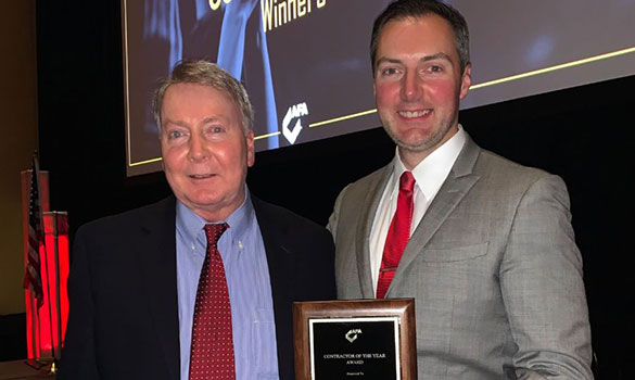 Rio Grande Fence Co. of Nashville Named 2018 National Fence Contractor of the Year