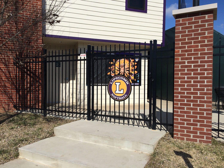 Lipscomb University Nashville Tn Rio Grande Fence Co
