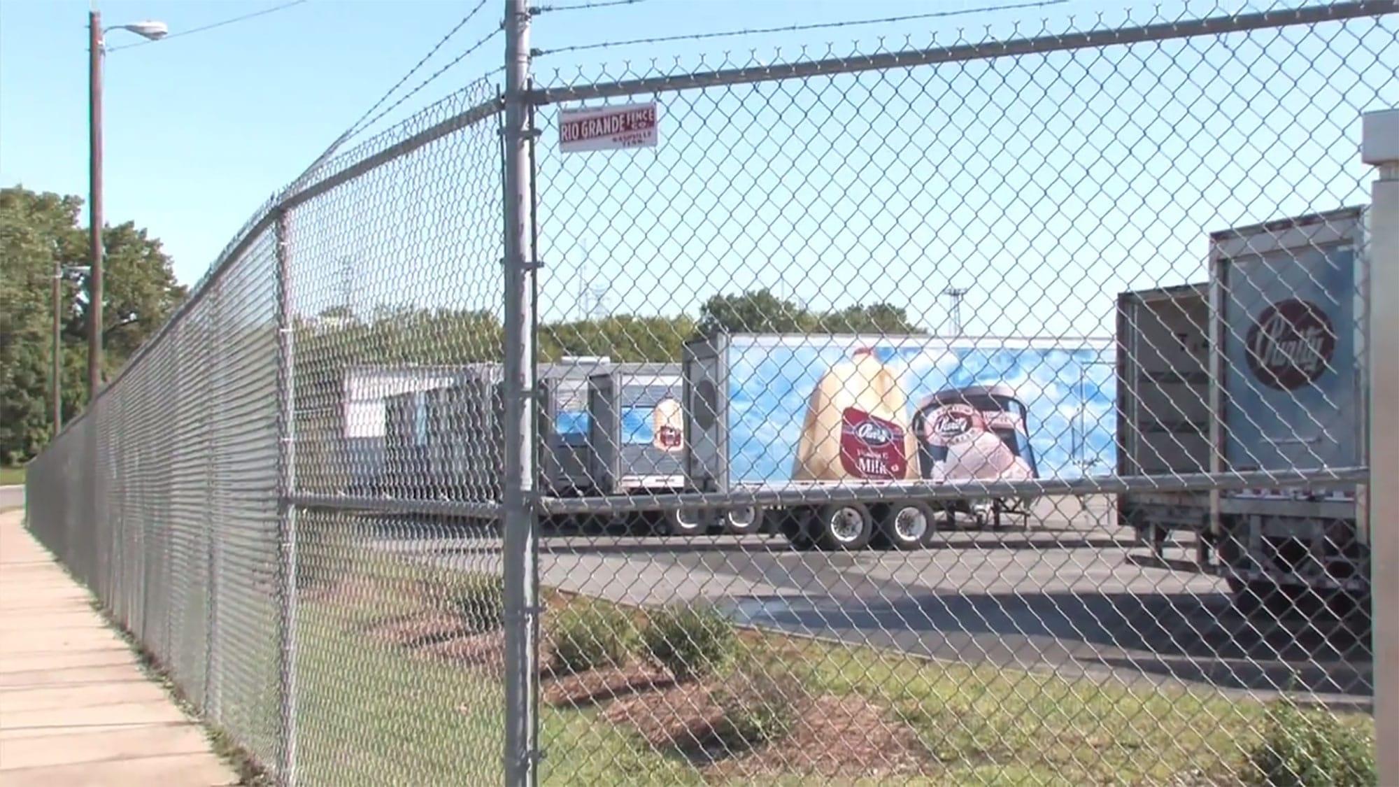 Purity Dairies Fencing Nashville Tn Rio Grande Fence Co