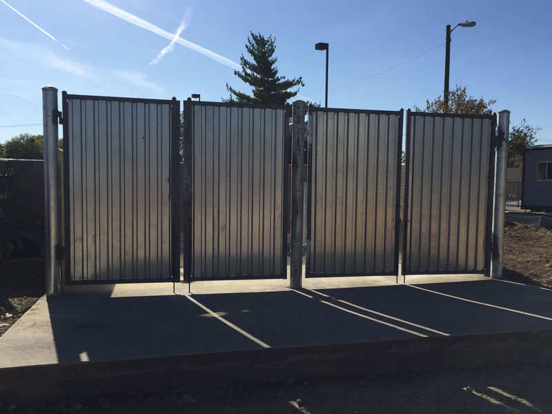 Commercial Dumpster Enclosures Bowling Green Ky