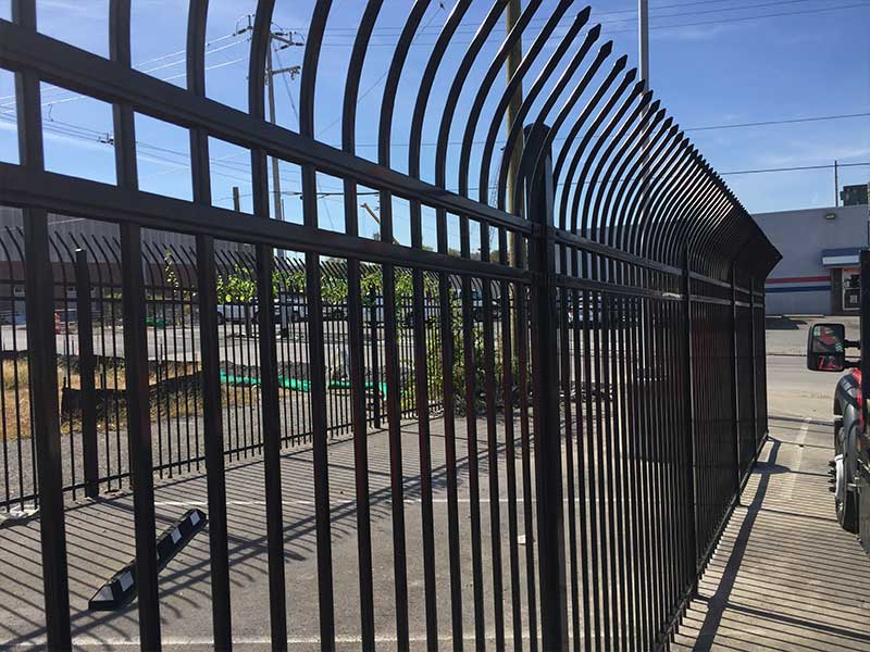 Commercial Ornamental Fence Murfreesboro Cookeville Tn